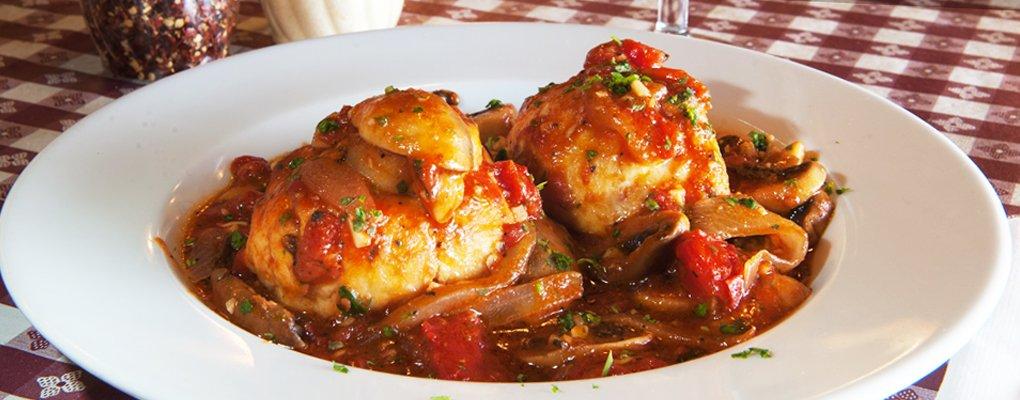 Chicken Rollatini