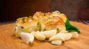garlic-knots
