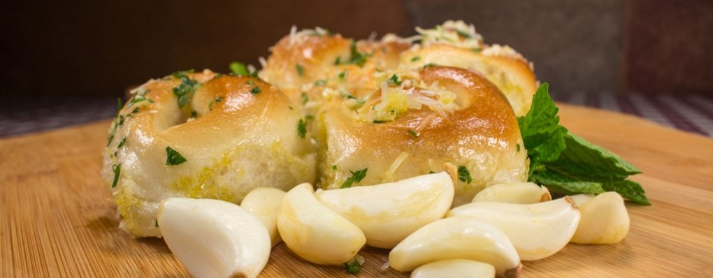 Nino's Garlic Knots